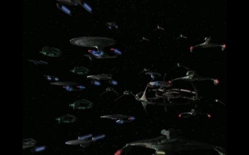 Joint Federation/Romulan/Klingon task force