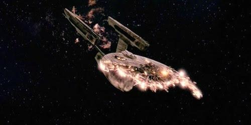 The Enterprise Self-Destructs