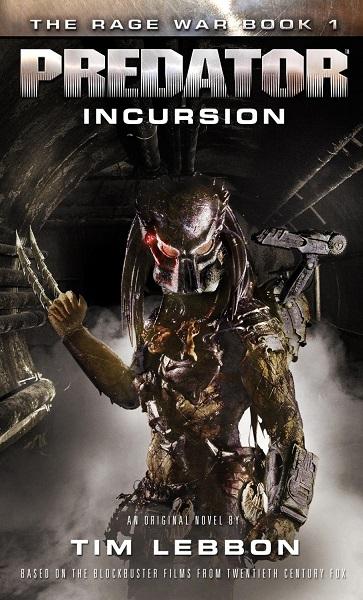 Predator: Incursion book cover