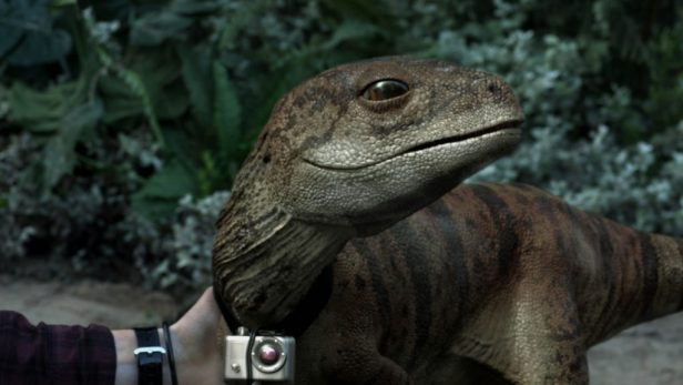 Dinosaur Project Crypto Cam