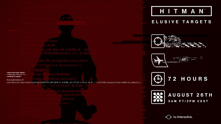 HITMAN The latest Elusive Target