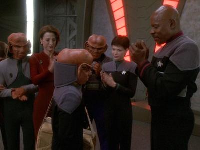 Star Trek DS9 Nog