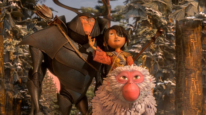 Kubo and the Two Strings Cast