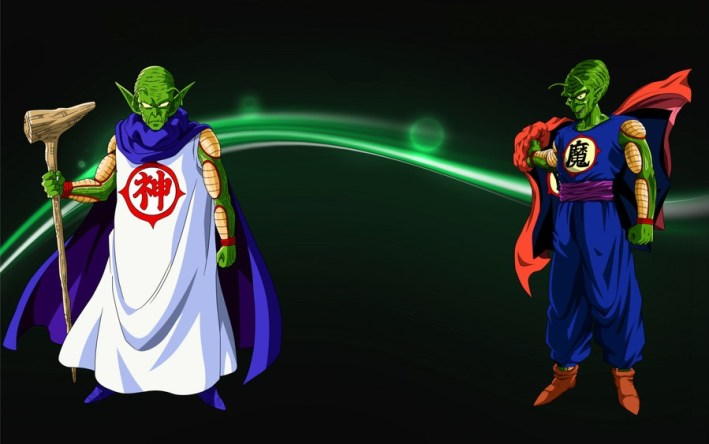 King Piccolo and Kami