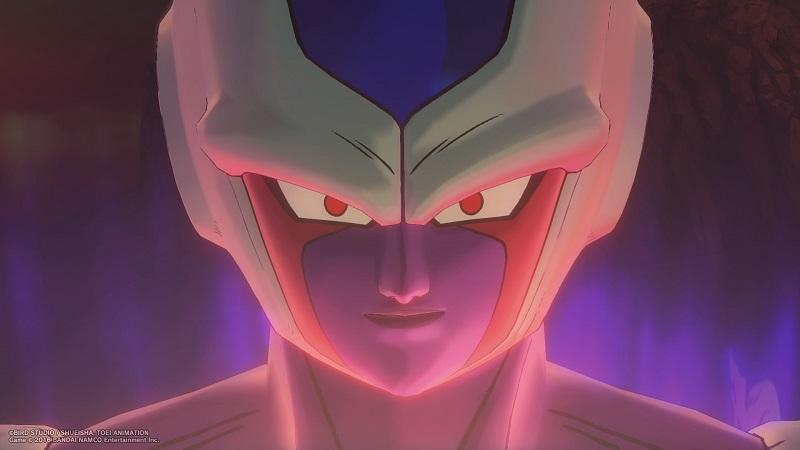 Dragon Ball Xenoverse 2 Cooler
