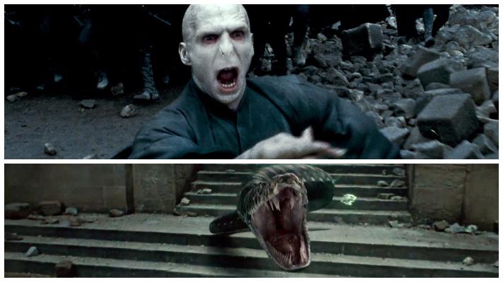 Fan Theorie: Is Nagini Voldemorts moeder?
