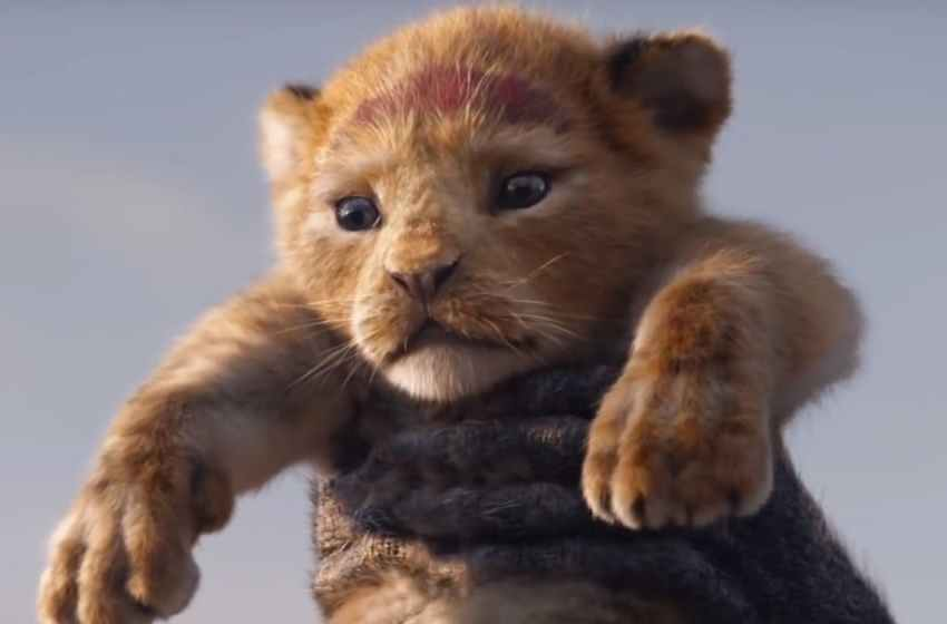 De eerste The Lion King trailer is hier!
