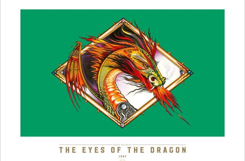 HULU werkt aan pilot van Stephen King's The Eyes of the Dragon