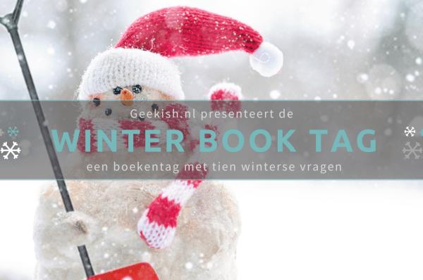 De grote winter book tag boekentag