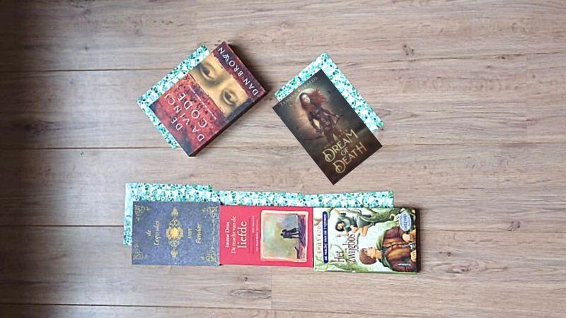 ABC-boekenblog: boektitels die beginnen met een D