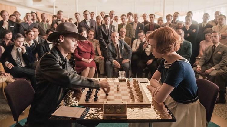 The Queen's Gambit: ontzettend fijn om naar te kijken
