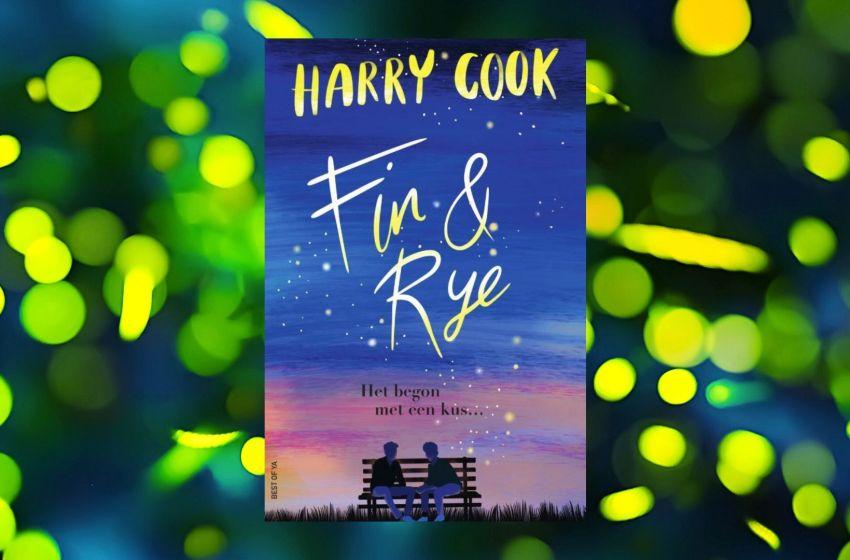 Recensie: Fin & Rye is een YA met volwassen thema's