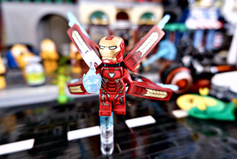 MCU Geekish Iron Man 2