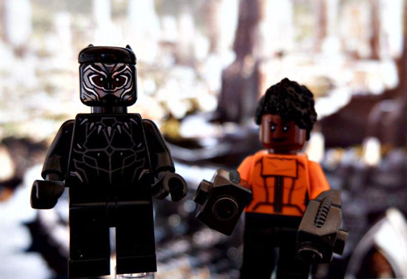 Black Panter Geekish