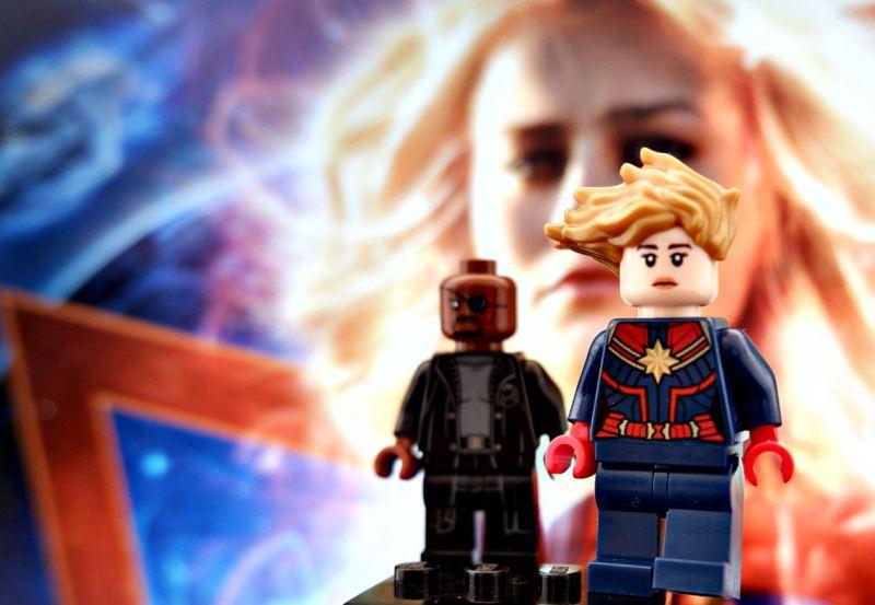 Captain Marvel Geekish MCU