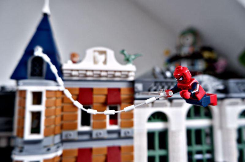 Spiderman MCU Geekish