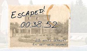 Recensie: Mansion Escape is een fijn tijdverdrijf
