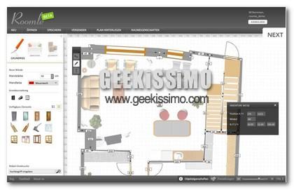 Roomle progetta la tua casa gratuitamente gmg 39 s weblog for Progetta la tua planimetria online