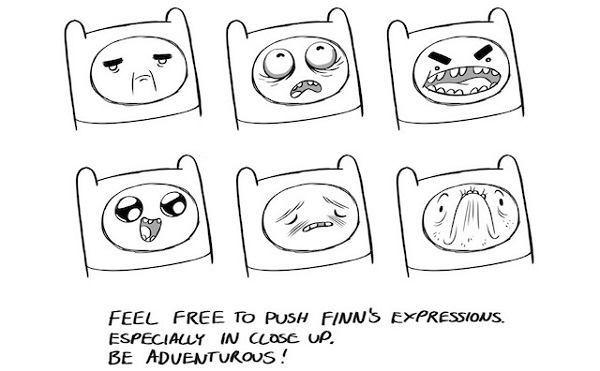 Il Manuale per imparare a disegnare Adventure Time