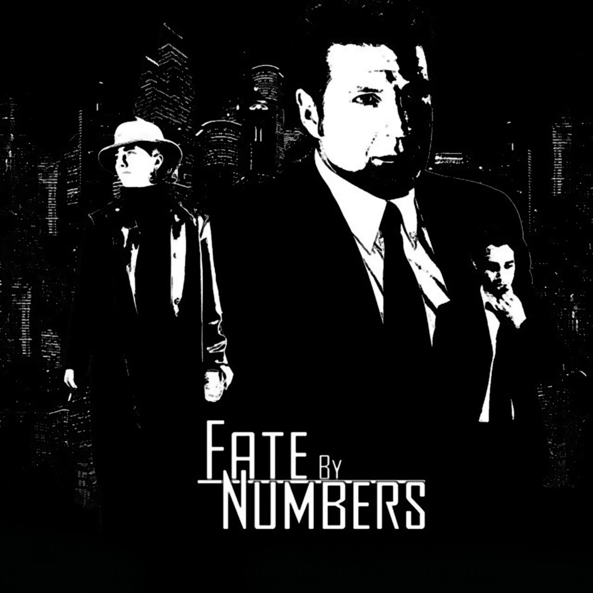 Fate By Numbers disk case cover