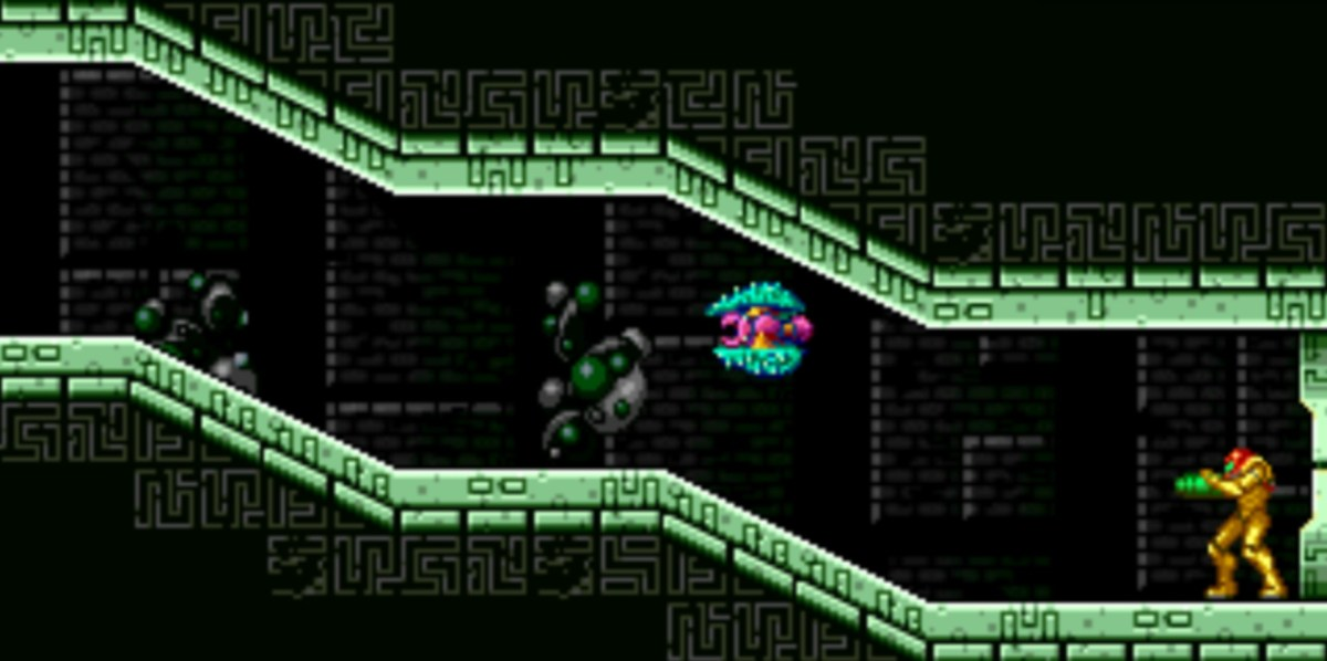 Metroid - Confrontation Wide Pic 1
