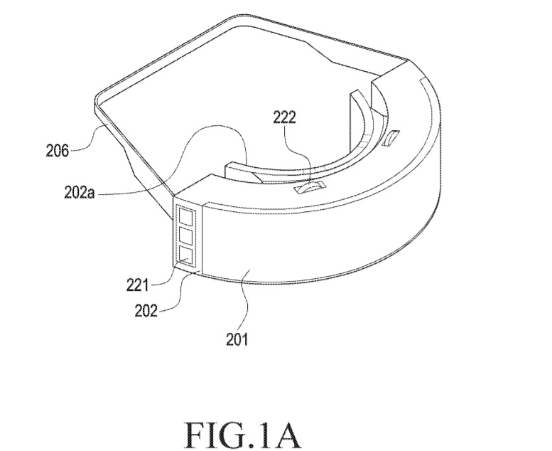 Exclusive: Patent reveals Samsung's next-gen Gear VR headset