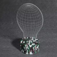 3D Optical Illusion Lamp Fire Ballon TDL11 - GEEKLEDS