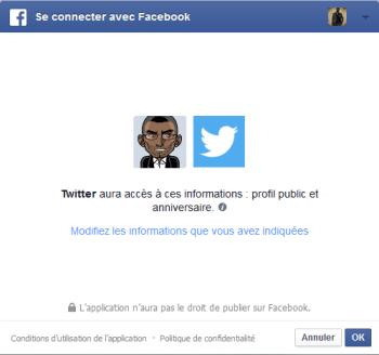 #5 : Autoriser Twitter