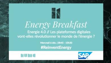 Photo of #ReinventEnergy : Energie 4.0 – Les plateformes digitales vont-elles révolutionner le monde de l'énergie ?