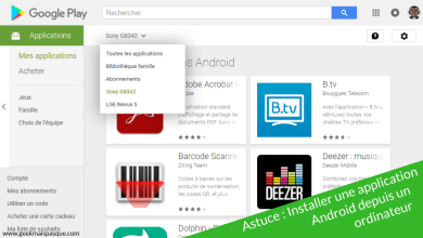 Photo of Astuce : Comment installer une application Android depuis un ordinateur