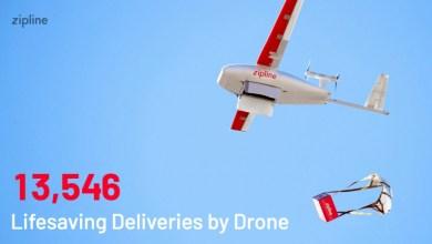 Photo of #HealthTech : Zipline, la startup qui met la livraison par drone au service du système médical en Afrique