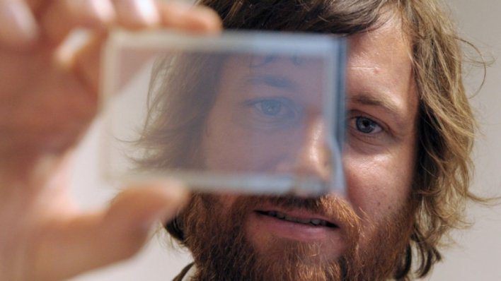 film photovoltaique transparent wysips