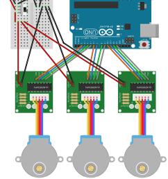 simple cnc wiring diagram wiring libraryuse the wiring diagram [ 1497 x 1965 Pixel ]