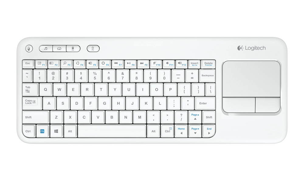 Logitech unveils Special Edition Logitech Touch Keyboard