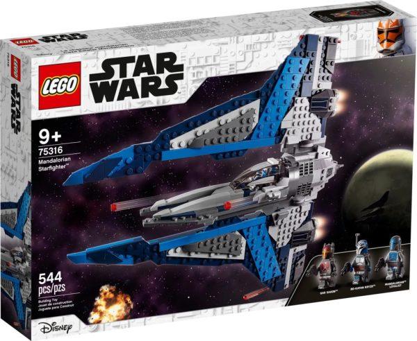Lego Star Wars Mandalorian Starfighter