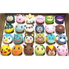 Cookies de Pokémon