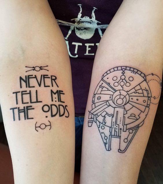 Los Mejores Tatuajes Para Los Más Frikis Tattoos Frikis Originales