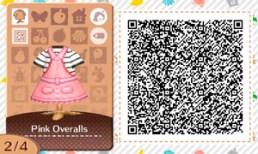 Vestido pichi Animal Crossing