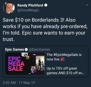 randy pit sales