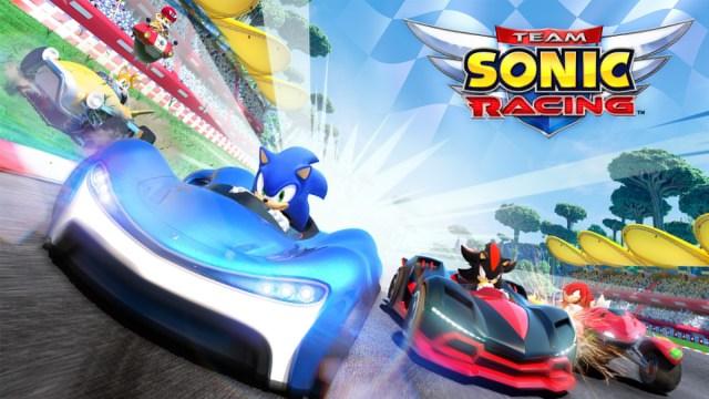 Team Sonic Racing – Dévoile son trailer de lancement