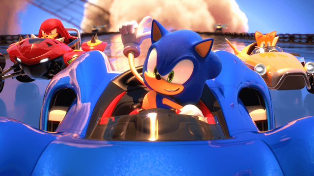 Team Sonic Racing – À vos marques, Partez !