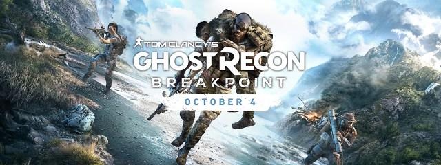 Ghost Recon : Breakpoint – Les inscriptions à la Bêta sont ouvertes