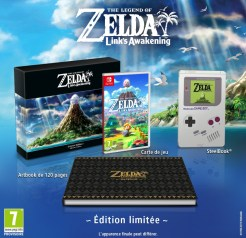 Link's Awakening limited edition