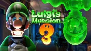 Luigi's Mansion 3 wallpaper