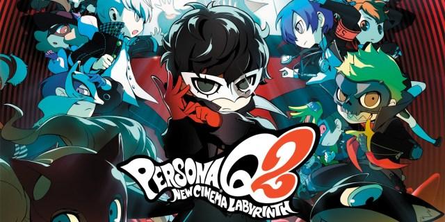 Persona Q2 : New Cinema Labyrinth – Disponible aujourd'hui