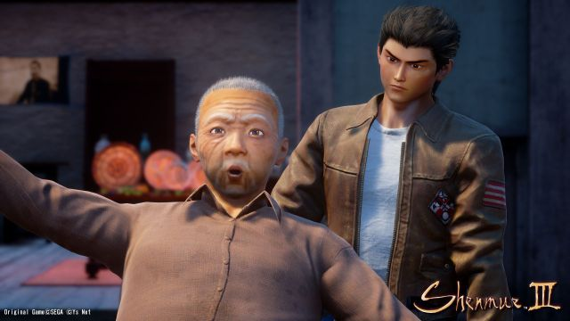 E3 2019 Shenmnue III – Un nouveau trailer