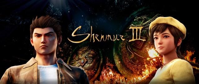 Shenmue III – Repoussé au 19 novembre prochain
