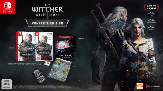 The witcher switch