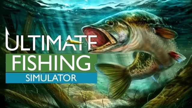 Ultimate fishing simulator – Ça vous donne la pêche !