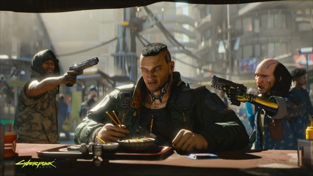 E3 2019 Cyberpunk 2077 – La date de sortie annoncée par John Wick